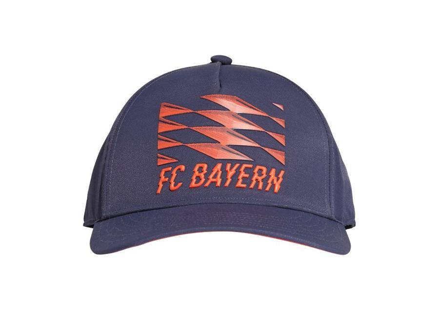 Adidas Aikuisten lippalakki Adidas FC Bayern 3S S16 CW DY7677