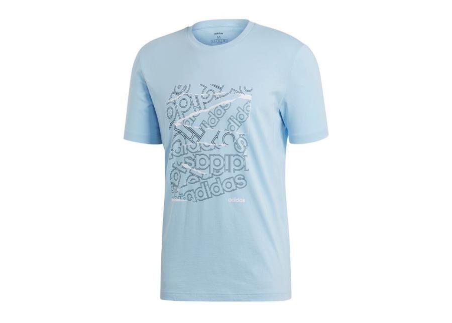 Image of Adidas Miesten t-paita Adidas M BG GRFX TEE Tee M EI4592