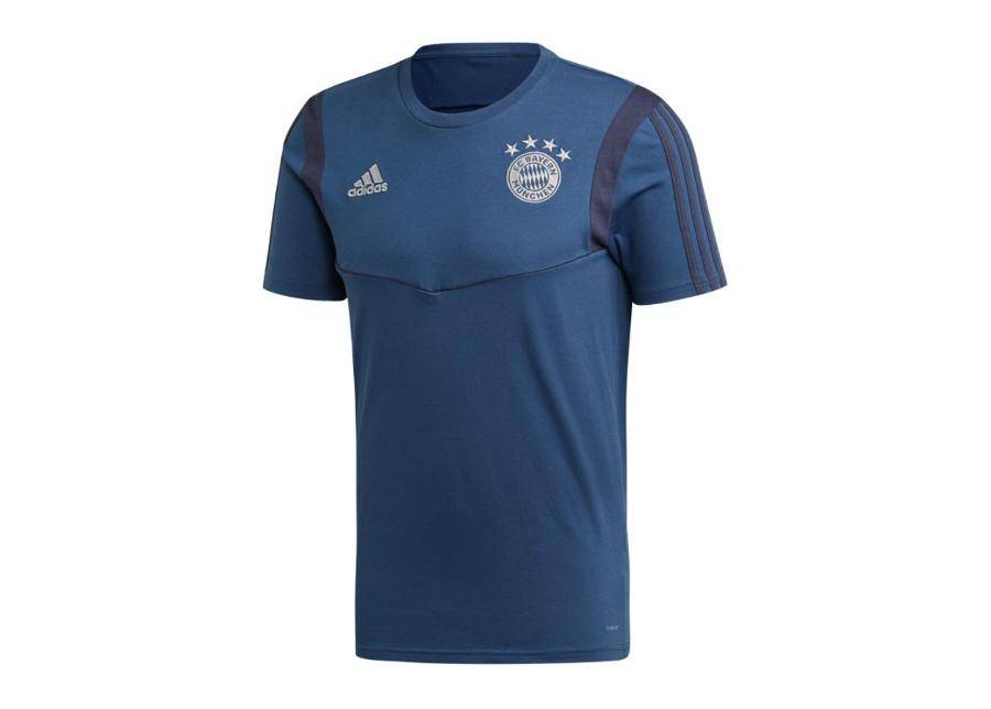 Adidas Miesten jalkapallopaita Adidas Bayern Monachium Tee 19/20 M DX9189