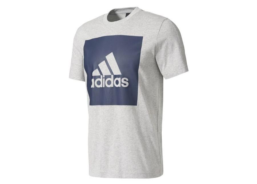 Image of Adidas Miesten t-paita Adidas Essentials Big Box Logo Tee M S98725