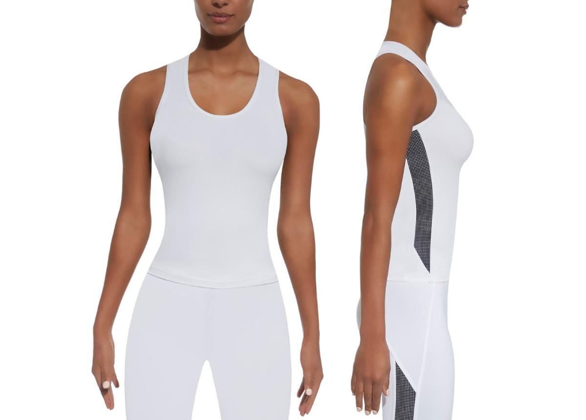 Naisten hihaton t-paita BAS BLACK Imagine-Top 50