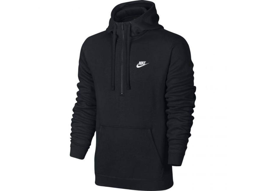 Image of Nike Miesten huppari Nike NSW Club Hoodie HZ BB M 812519 010