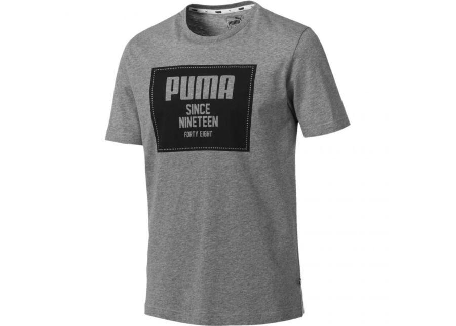 Image of Puma Miesten t-paita Puma Rebel Block Basic Tee M 852395 03