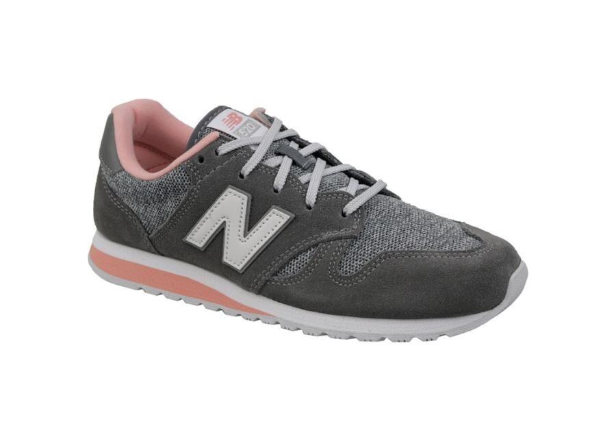 Naisten vapaa-ajan kengät New Balance W WL520TLB