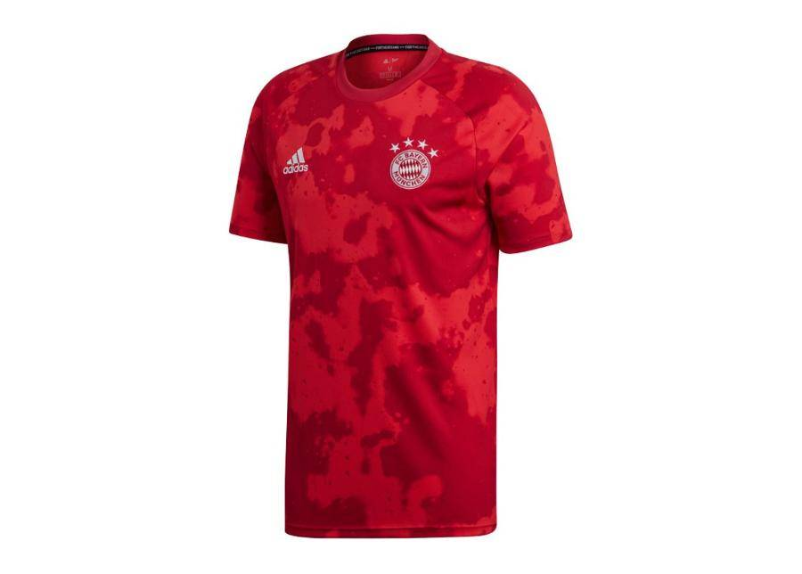 Adidas Miesten jalkapallopaita Adidas Bayern Munchen Pre-Match M DX9676