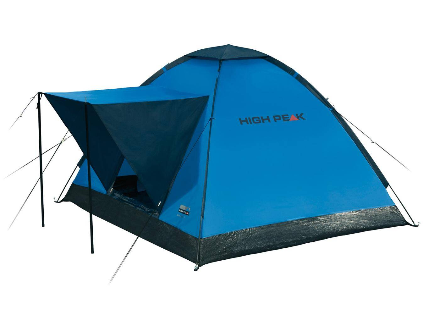 High Peak Teltta Beaver 3 Tummansininen-Harmaa