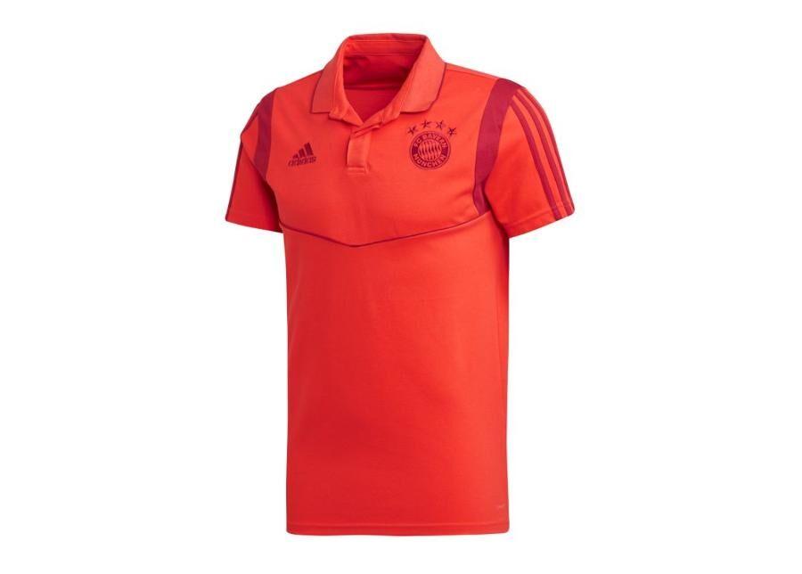Adidas Miesten poolopaita Adidas Bayern Monachium 19/20 M DX9186