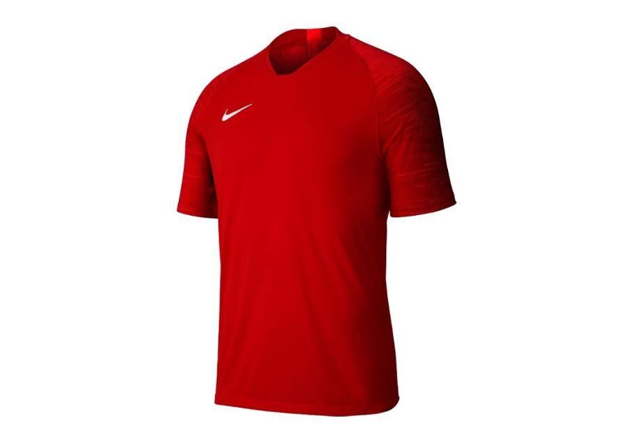 Image of Nike Lasten treenipaita Nike Dri Fit Strike SS Top JR AJ1027-657