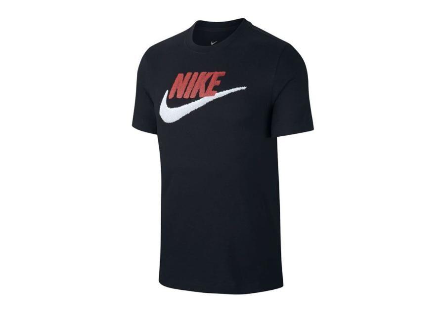 Nike Miesten t-paita Nike NSW Brand Mark M AR4993-013