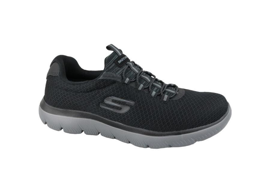 Image of Miesten vapaa-ajan kengät Skechers Summits M 52811-BKCC
