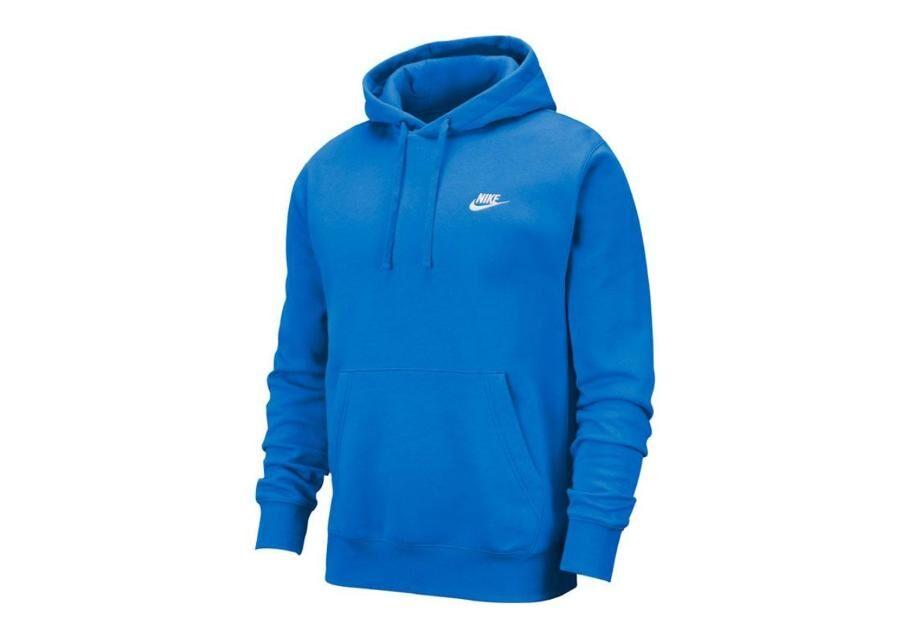 Image of Miesten huppari Nike NSW Club Fleece M BV2654-435