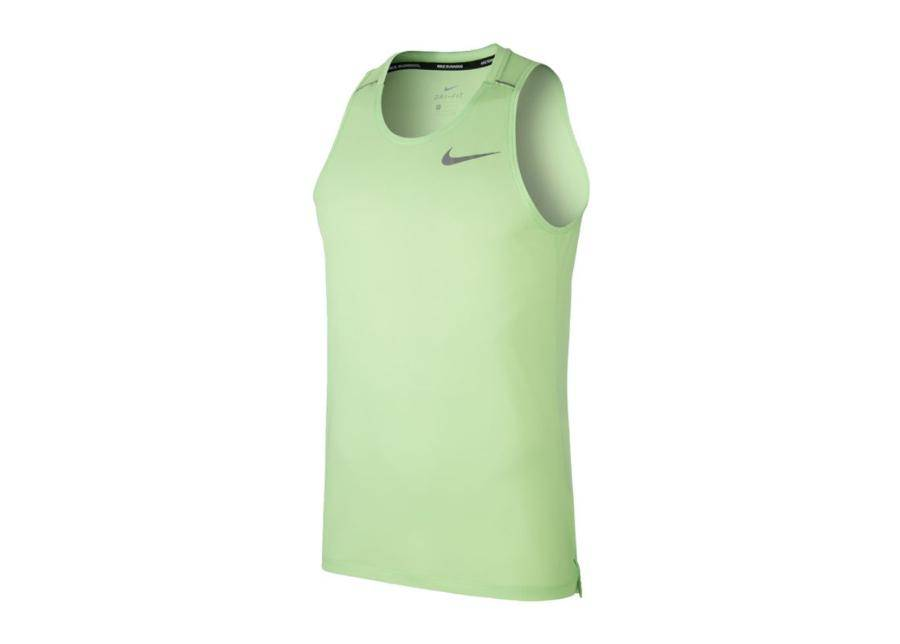 Image of Nike Miesten hihaton t-paita Nike Dry Miler Tank Cool M AQ4933-315