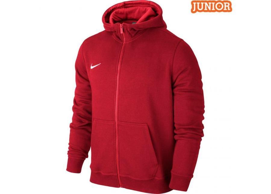 Image of Nike Lasten huppari Nike Team Club FZ Hoody JR 658499 657