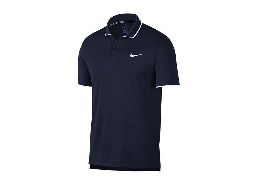 Image of Nike Miesten poolopaita Nike Dry Polo Team M 939137-452