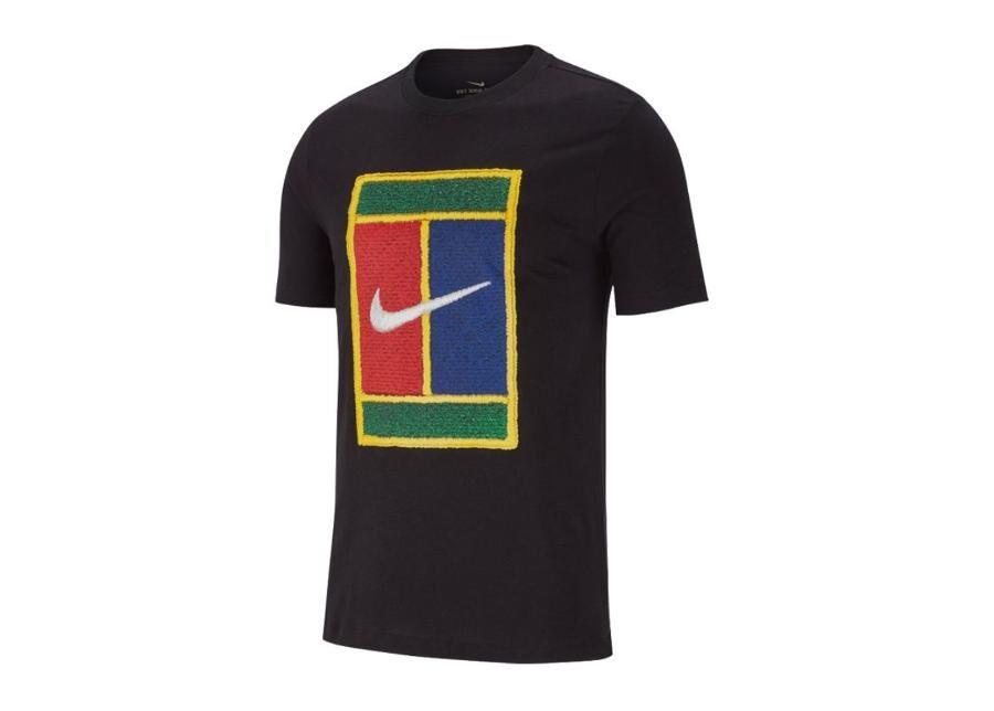 Image of Nike Miesten t-paita Nike Court T-shirt M BV7010-010