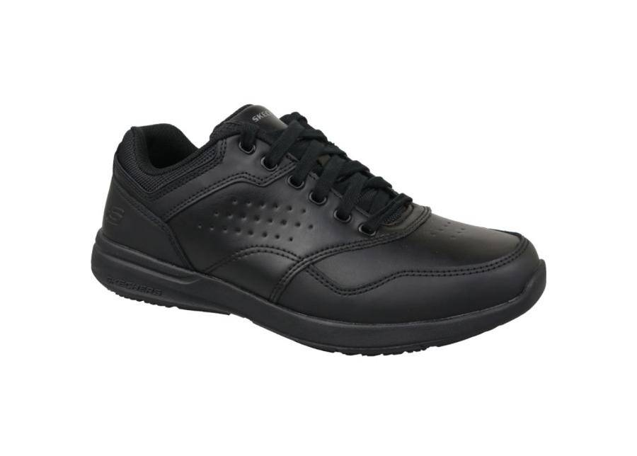 Image of Miesten vapaa-ajan kengät Skechers Elent Velago M 65406-BBK