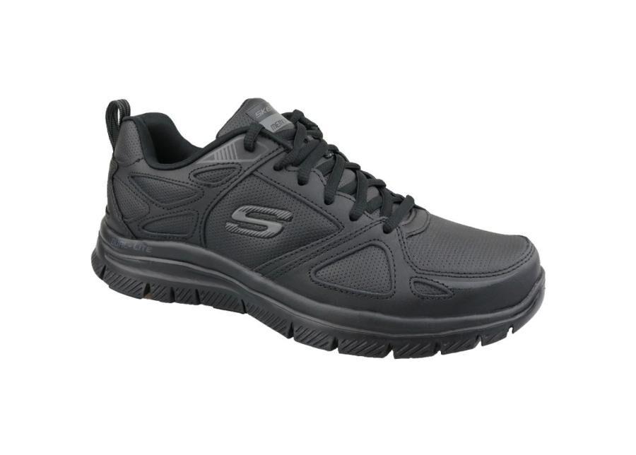 Image of Miesten vapaa-ajan kengät Skechers Flex Advantage M 51461-BBK