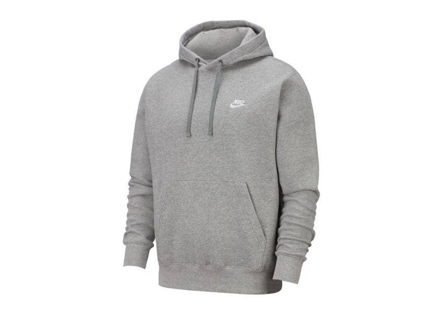 Image of Miesten huppari Nike NSW Club Fleece M BV2654-063