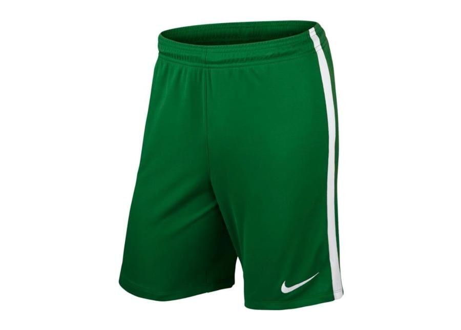 Image of Nike Lasten jalkapalloshortsit Nike JR League Knit JR 725990-302