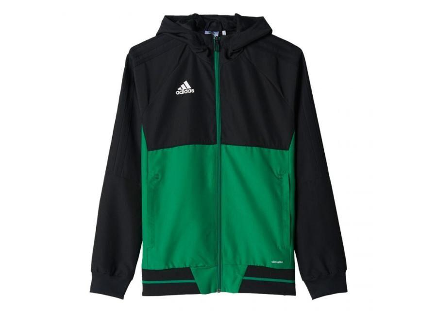 Image of Adidas Lasten verryttelytakki Adidas TIRO 17 JR BQ2788