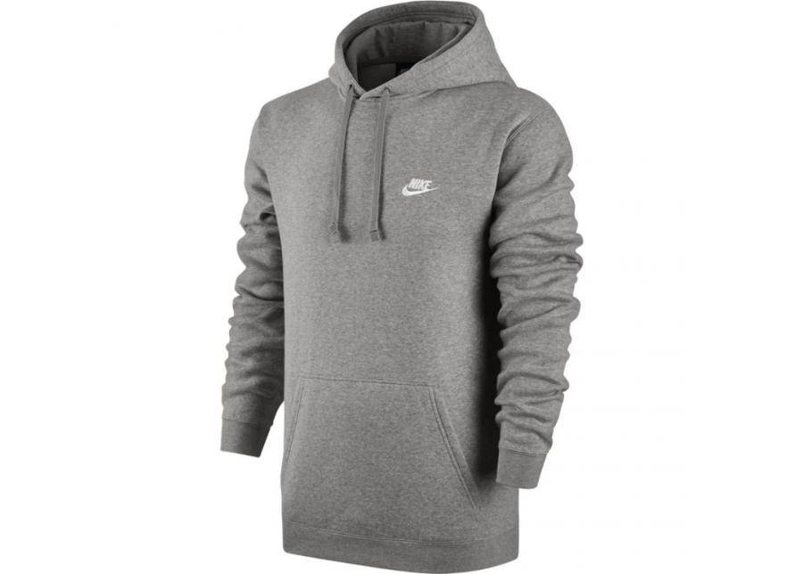 Image of Nike Miesten huppari Nike NSW HOODIE PO FLC CLUB M 804346 063