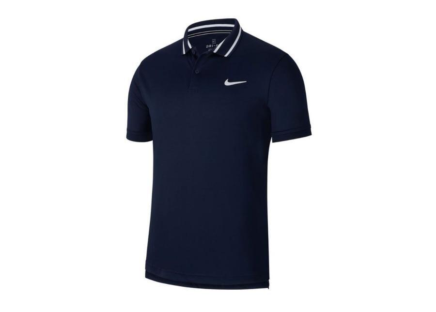 Image of Nike Miesten poolopaita Nike Court Dry Polo Piqué M BV1194-451