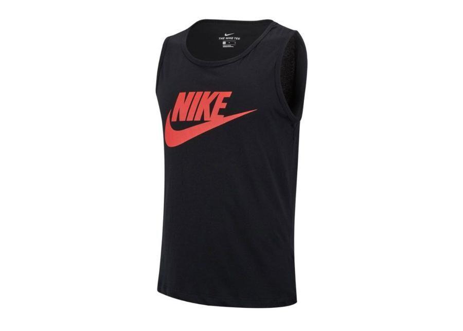 Image of Miesten hihaton t-paita Nike NSW Icon Futura Tank M AR4991-010