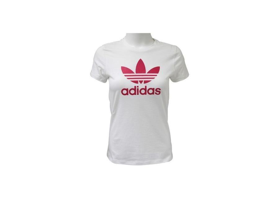 Image of Lasten t-paita Adidas Trefoil Tee Junior BK2019
