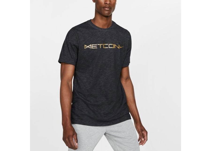 Image of Nike Miesten treenipaita Nike Dry Tee Metcon SLUB M CJ9478-010