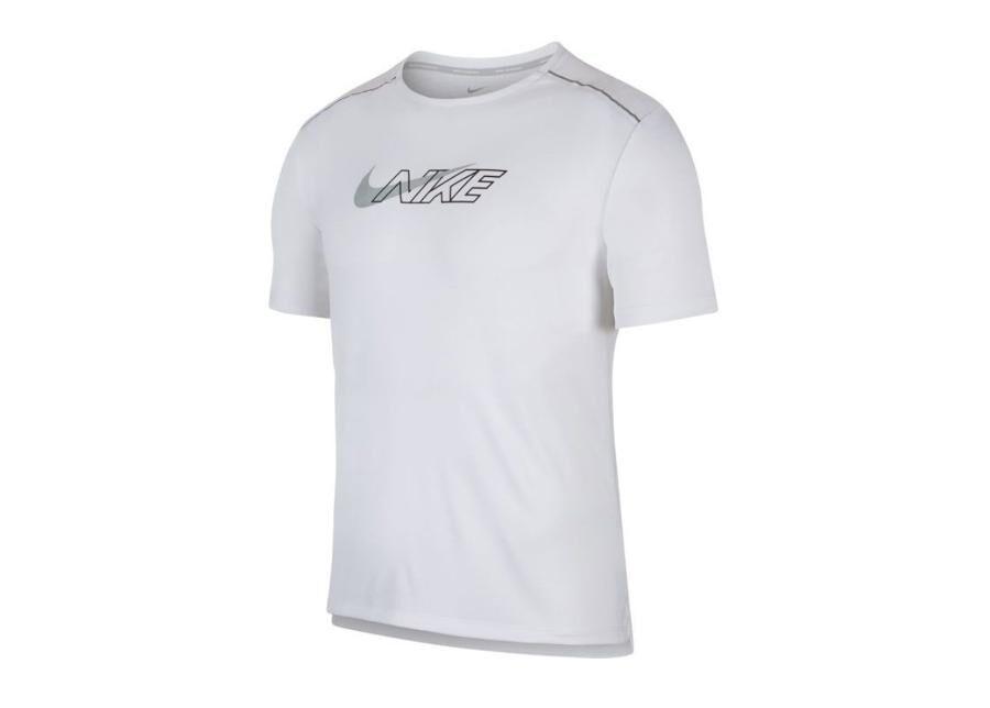Image of Nike Miesten treenipaita Nike Dry Miler SS Flash NV M BV5397-100