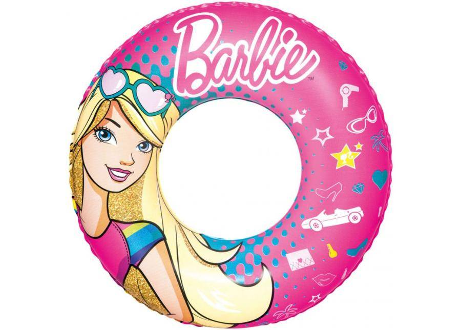Barbie Lasten uimarengas Bestway Barbie 56cm JR