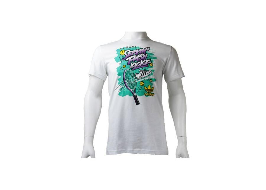 Image of Miesten t-paita Adidas Video Game Tee M Z36494