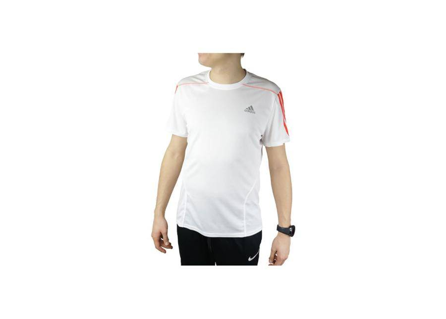 Image of Adidas Miesten jalkapallopaita Adidas QUE SS Tee M F91933