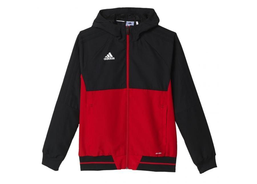Image of Adidas Lasten verryttelytakki Adidas TIRO 17 JR BQ2782