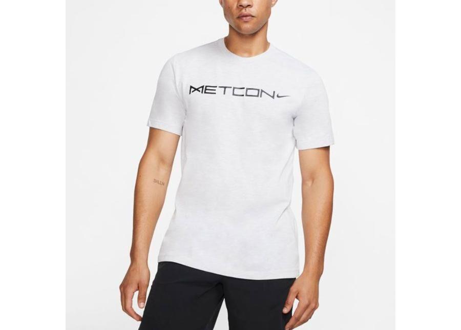 Image of Nike Miesten treenipaita Nike Dry Tee Metcon SLUB M CJ9478-100