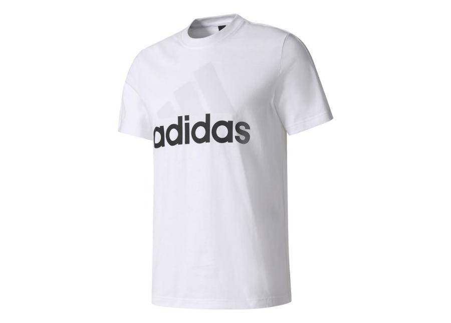 Image of Adidas Miesten t-paita Adidas Essentials Linear Tee M S98730
