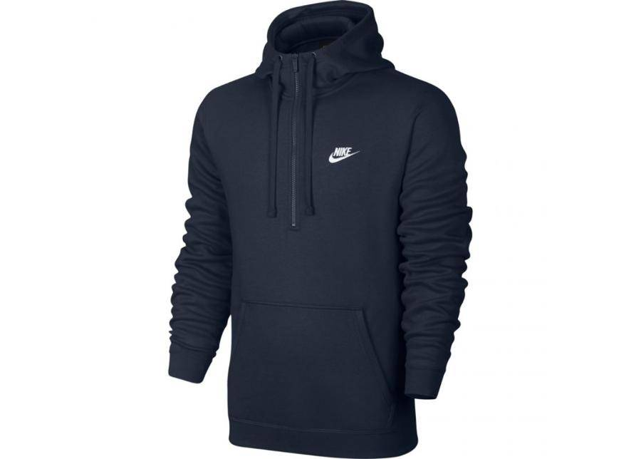 Image of Nike Miesten huppari Nike NSW Club Hoodie HZ BB M 812519 451