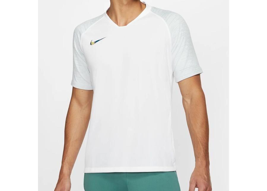 Image of Nike Miesten jalkapallopaita Nike Breathe Strike Top M AT5870-100