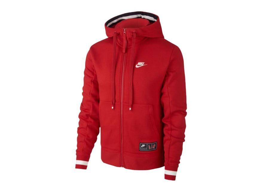 Image of Miesten huppari Nike NSW Club Hoodie FZ M BV2645-657