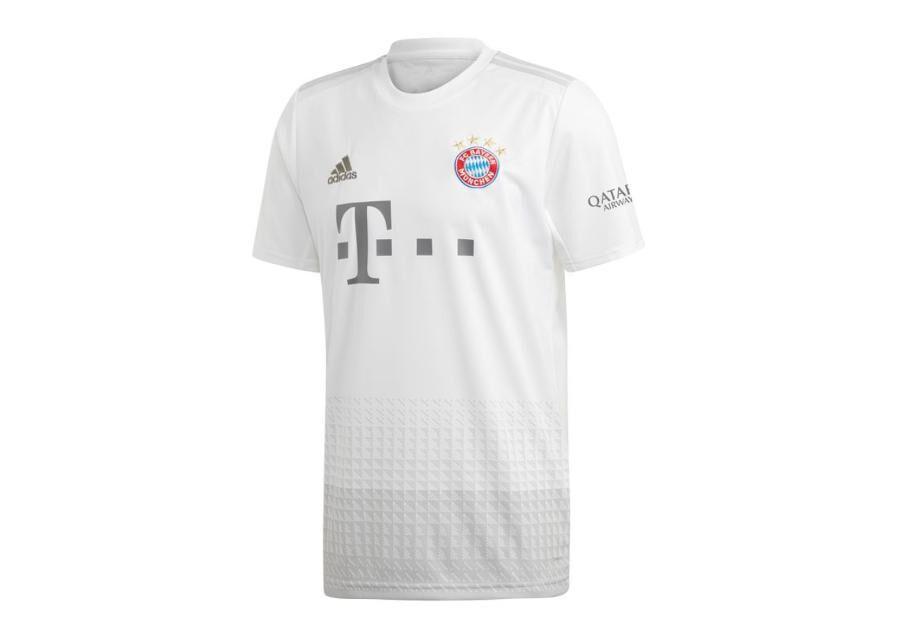 Adidas Miesten jalkapallopaita Adidas Bayern Munchen Away 19/20 M DW7406