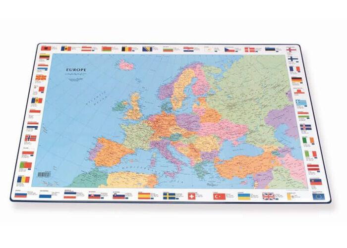 Hamelin Pöytätabletti Euroopan kartta 44x63 cm