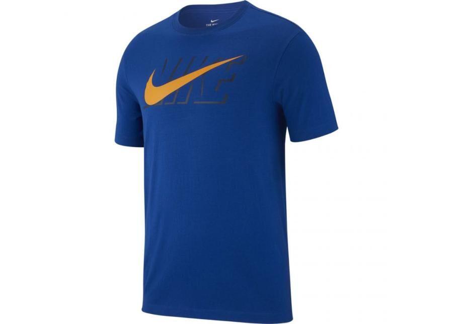 Image of Miesten vapaa-ajanpaita Nike Sportswear BLK Core M AR5019-438