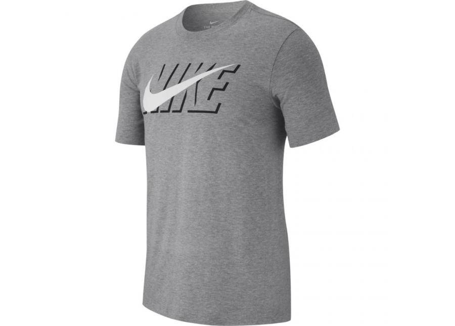 Image of Miesten vapaa-ajanpaita Nike Sportswear BLK Core M AR5019-051
