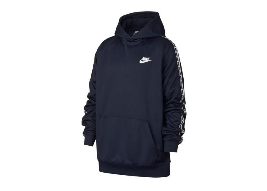 Image of Nike Lasten huppari Nike NSW Repeat PO Hoodie Junior AV8389-451