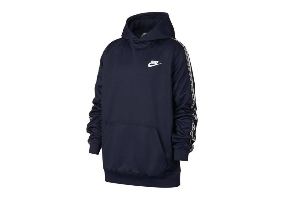Image of Nike Lasten huppari Nike NSW Repeat PO Hoodie Junior AV8389-451