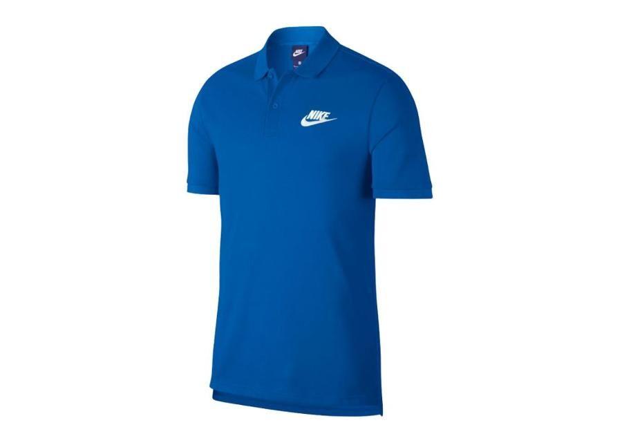 Image of Nike Miesten poolopaita Nike Polo Matchup NSW M 909746-435