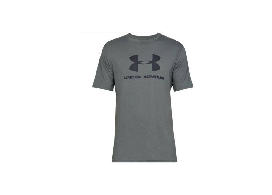 Image of Under Armour Miesten vapaa-ajanpaita Under Armour Sportstyle Logo Tee M 1329590-012