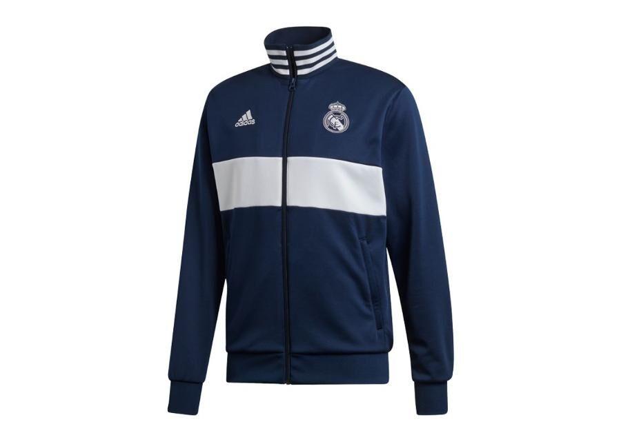 Image of Adidas Miesten verryttelytakki Adidas Real Madrid 3S Track Top M DX8709