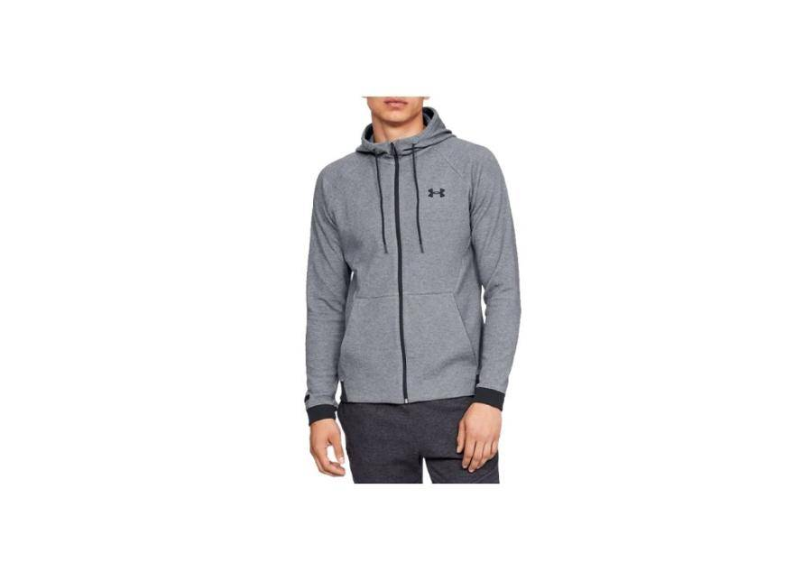 Image of Under Armour Miesten huppari Under Armour Unstoppable 2X Knit FZ Hoodie M 1320722-035