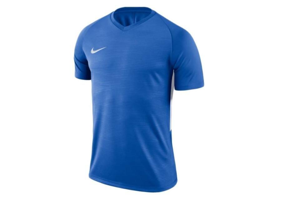 Image of Nike Miesten treenipaita Nike NK Dry Tiempo Prem Jsy SS M 894230 463 sininen